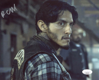 "Richard Cabral Signed ""Mayans M.C."" 8x10 Photo (JSA COA) at PristineAuction.com"
