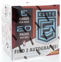 2019 / 20 Panini Elite Basketball Hobby Box With (5) Packs at PristineAuction.com