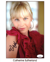 Catherine Sutherland Signed 8x10 Photo (JSA COA) at PristineAuction.com