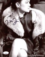 Trina Nishimura Signed 8x10 Photo (JSA COA) at PristineAuction.com