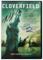 """""""Cloverfield"""" DVD Signed by Lizzy Caplan, Mike Vogel & Odette Yustman (JSA COA) at PristineAuction.com"""