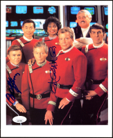 "Walter Koenig & Nichelle Nichols Signed ""Star Trek"" 8x10 Photo (JSA COA) at PristineAuction.com"