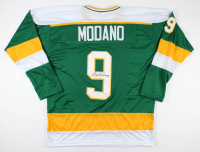 Mike Modano Signed Jersey (JSA Hologram) at PristineAuction.com