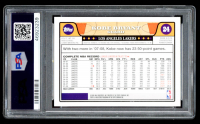 Kobe Bryant 2008-09 Topps #24 (PSA 10) at PristineAuction.com