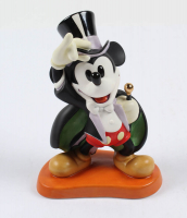 "1997 Classics Walt Disney Collection ""On with the Show!"" Magician Mickey Figure with Collector Pin at PristineAuction.com"