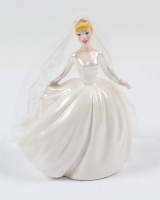 "1993 Schmid ""Cinderella in Wedding Dress"" Hand-Painted Figure at PristineAuction.com"