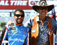 Richard Petty Signed NASCAR 8x10 Photo (JSA Hologram) at PristineAuction.com