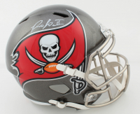 Ronald Jones Signed Buccaneers Full-Size Speed Helmet (Beckett COA) at PristineAuction.com