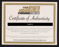 Rick Nash & Chris Kreider Signed Rangers 16x20 Photo (YSMS COA) at PristineAuction.com