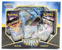 Pokemon Hidden Fates Collection Box / Gyarados-GX at PristineAuction.com