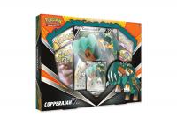Pokemon Trading Card Game Copperjah V Box at PristineAuction.com