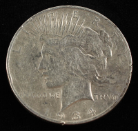 1934-D Peace Silver Dollar at PristineAuction.com