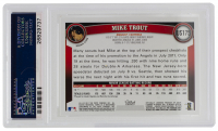 Mike Trout 2011 Topps Update #US175 RC (PSA 10) at PristineAuction.com