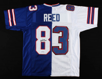 """Andre Reed Signed Jersey Inscribed """"HOF 14"""" (PSA COA) at PristineAuction.com"""