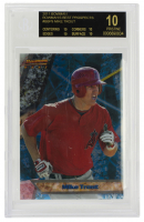 Mike Trout 2011 Bowman Bowman's Best Prospects #BBP9 (BGS 10) at PristineAuction.com