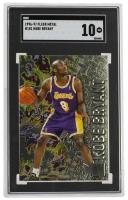 Kobe Bryant 1996-97 Fleer Metal #181 (SGC 10) at PristineAuction.com
