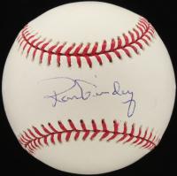 Ron Guidry Signed OML Baseball (JSA COA) at PristineAuction.com