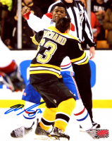 P. K. Subban Signed Canadiens 8x10 Photo (YSMS COA) at PristineAuction.com