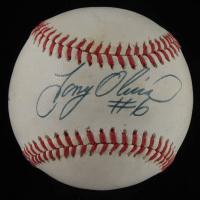 Tony Oliva Signed OAL Baseball (JSA COA) at PristineAuction.com