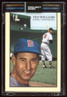 Ted Williams Topps 2020 Project 2020 #90 / Oldmanalan (Project 2020 Encapsulated) at PristineAuction.com