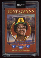 Tony Gwynn 2020 Topps Project 2020 #207 by Ben Baller at PristineAuction.com