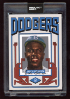 Jackie Robinson 2020 Topps Project 2020 #210 by Grotesk at PristineAuction.com