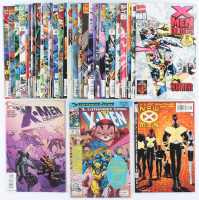 "Lot of (35) 1993-2008 ""X-Men"" Marvel Comic Books at PristineAuction.com"
