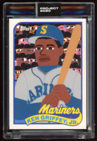Ken Griffey Jr. 2020 Topps Project 2020 #88 / Keith Shore (Project 2020 Encapsulated) at PristineAuction.com
