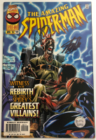 "Stan Lee Signed 1997 ""Amazing Spider-Man"" Issue #422 Marvel Comic Book (Lee COA) at PristineAuction.com"