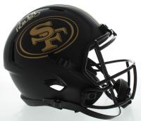 Deebo Samuel Signed 49ers Full-Size Eclipse Alternate Speed Helmet (Beckett COA) at PristineAuction.com