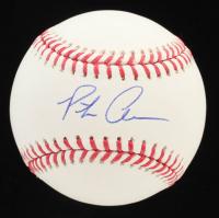 Pete Alonso Signed OML Baseball (PSA COA) at PristineAuction.com