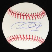 Carlos Correa Signed OML Baseball (PSA COA) at PristineAuction.com