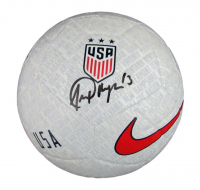 Alex Morgan Signed Team USA Nike Soccer Ball (PSA COA) at PristineAuction.com