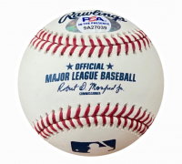 "U.S. Navy Seal Robert O'Neill Signed OML Baseball Inscribed ""Never Quit!"" (PSA COA) at PristineAuction.com"