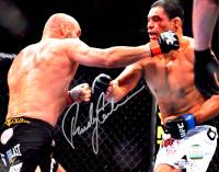 Randy Couture Signed UFC 8x10 Photo (YSMS COA & LOJO Hologram) at PristineAuction.com