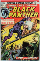 """1975 """"The Black Panther"""" Issue #16 Marvel Comic Book at PristineAuction.com"""