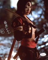 "Karen Fukuhara Signed ""Suicide Squad"" 8x10 Photo (JSA COA) at PristineAuction.com"