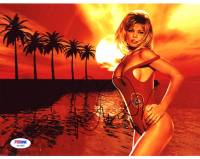 "Donna D'Errico Signed ""Baywatch"" 8x10 Photo (PSA COA) at PristineAuction.com"