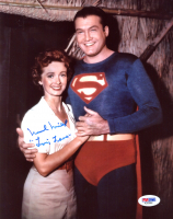 "Noel Neill Signed ""Adventures of Superman"" 8x10 Photo Inscribed ""Lois Lane"" (PSA COA) at PristineAuction.com"