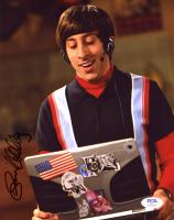 "Simon Helberg Signed ""The Big Bang Theory"" 8x10 Photo (PSA COA) at PristineAuction.com"