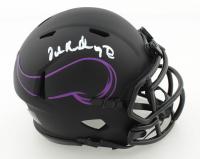 John Randle Signed Vikings Eclipse Alternate Speed Mini-Helmet (JSA COA) at PristineAuction.com
