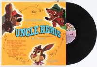 "Vintage Walt Disney's ""Uncle Remus"" Vinyl Record Album at PristineAuction.com"