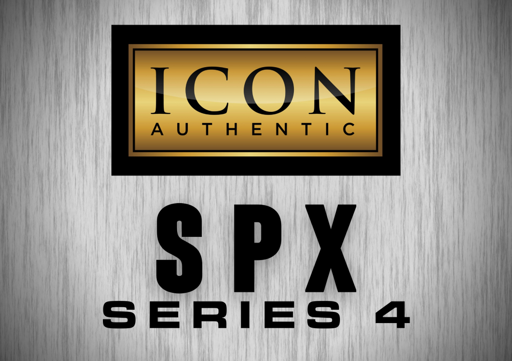 Icon Authentic SPX Series 4 Mystery Box 100+ Cards Per Box at PristineAuction.com