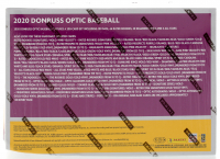 2020 Panini Donruss Optic Baseball Mega Box with (48) Cards at PristineAuction.com