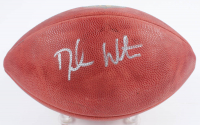 "Deshaun Watson Signed ""The Duke"" Official NFL Game Ball (Beckett COA & Watson Hologram) at PristineAuction.com"