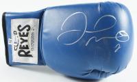 Floyd Mayweather Jr. Signed Cleto Reyes Boxing Glove (Beckett Hologram) at PristineAuction.com