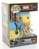"Chris Hemsworth Signed Marvel ""Thor"" #650 Funko Pop! Vinyl Figure (PSA Hologram) at PristineAuction.com"