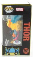 "Chris Hemsworth Signed Marvel ""Thor"" #650 Funko Pop! Vinyl Figure (PSA Hologram) at PristineAuction.com"