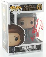 """Nathalie Emmanuel Signed """"Game of Thrones"""" Missandei #77 Funko Pop! Vinyl Figure (PSA Hologram) at PristineAuction.com"""