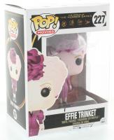 """Elizabeth Banks Signed """"The Hunger Games"""" Effie Trinket #227 Funko Pop! Vinyl Figure (Beckett Hologram) at PristineAuction.com"""